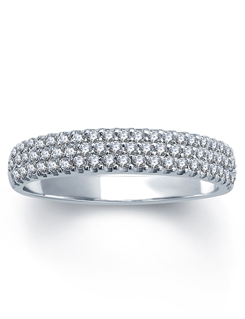 Choosing a wedding ring needn't be as stressful as you envision it...
