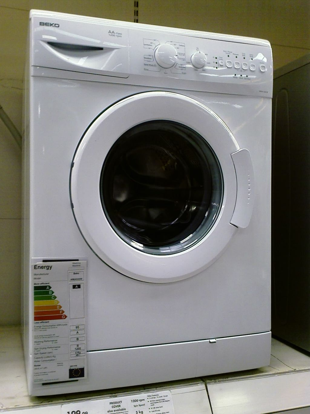 How can you get more out of your washing machine? ... photo by CC user 89618128@N00 on Flickr