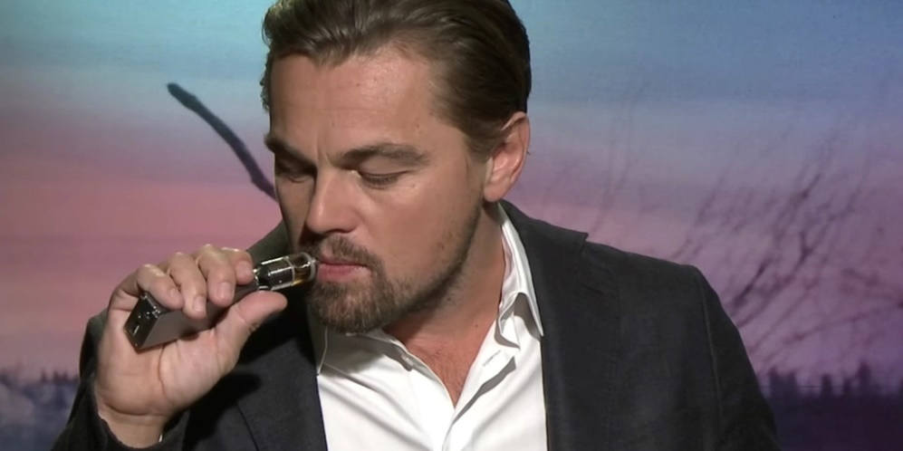 Leo is one of the many Cool People Who Vape...