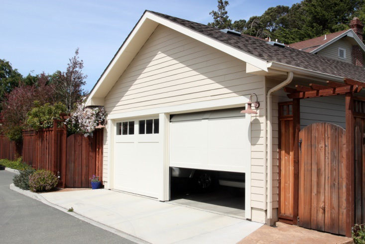 These tricks for a gorgeous garage will help yours look more like this one
