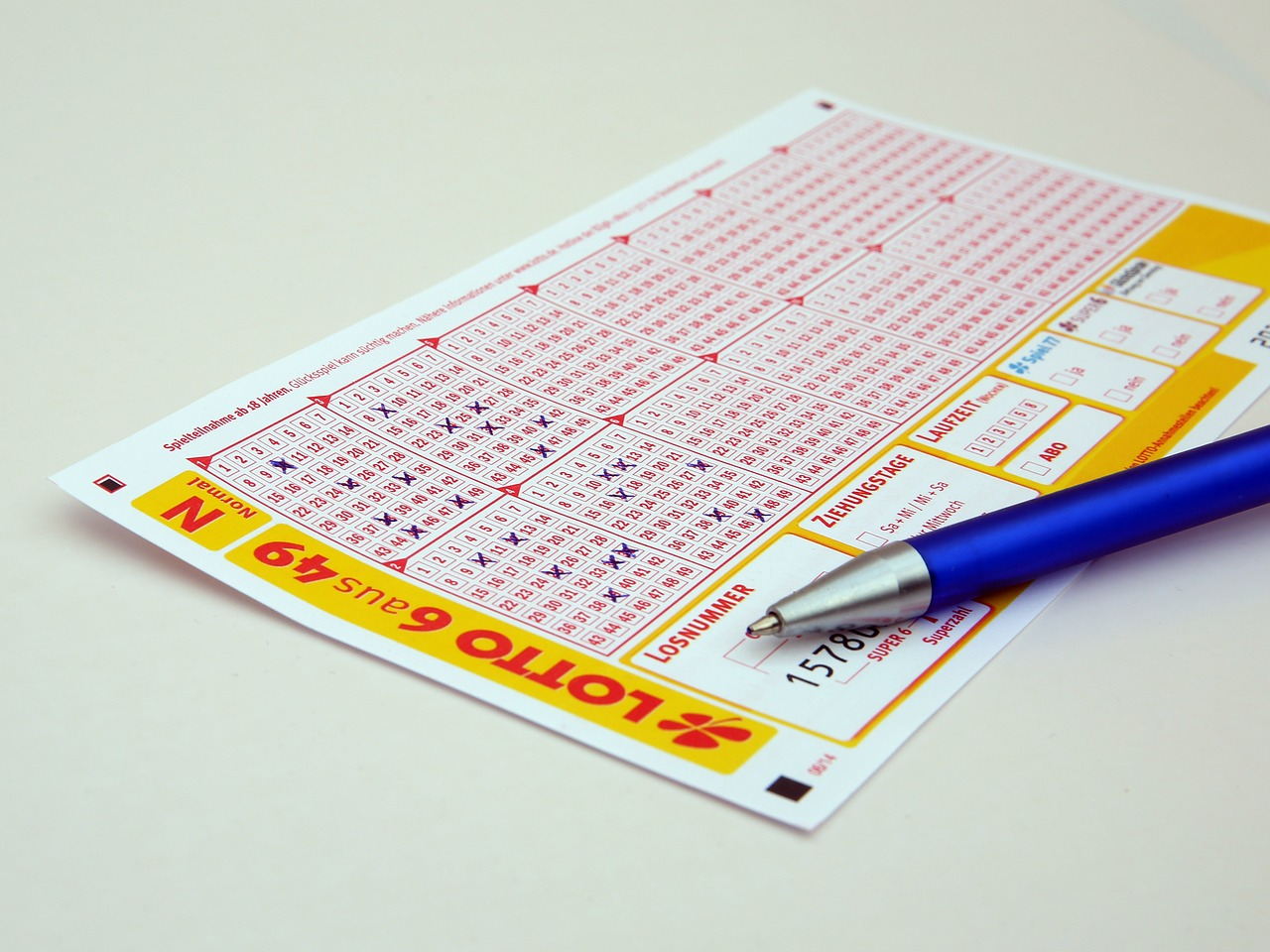 This article contains Tips for the best odds in the lottery