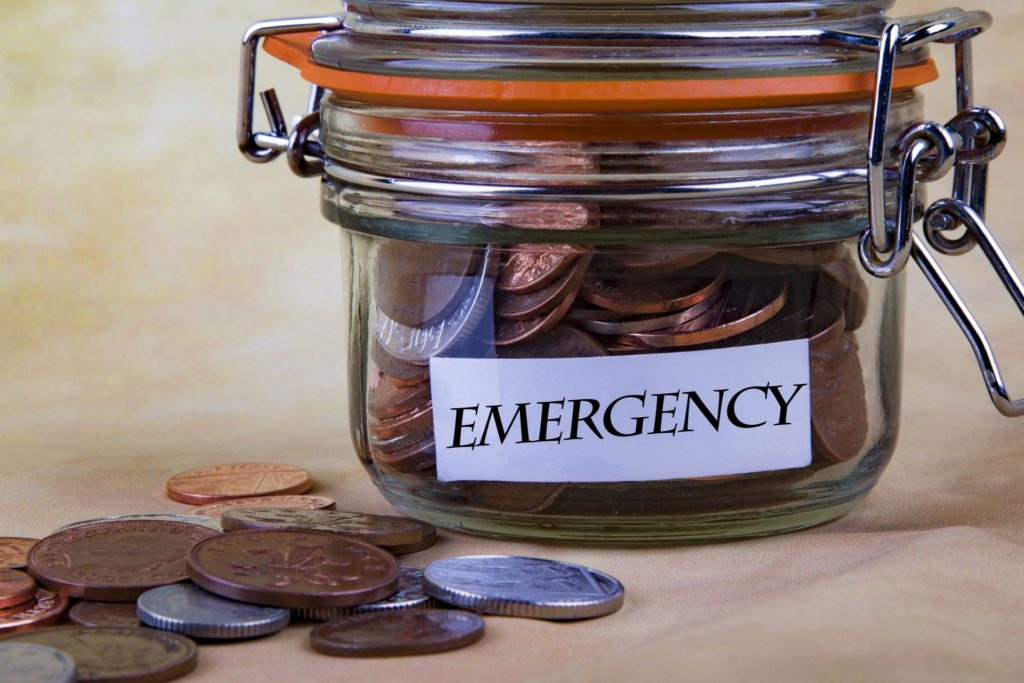 Preparing yourself for a financial emergency in three easy steps is easier than you think